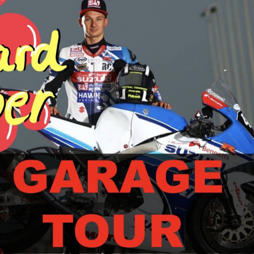 #047 Garage Tour [Richard Cooper]