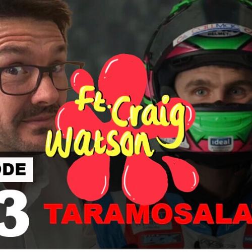 #053 Taramosalata [CRAIG NEVE+CAPTAIN K]