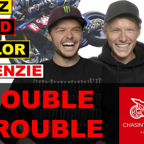 #058 Double Trouble [MACKENZIE BROTHERS]