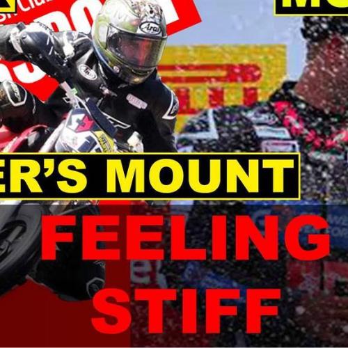 #067 Feeling Stiff
