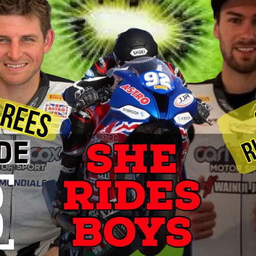 #073 She Rides Boy [REES AND RICHARDSON]