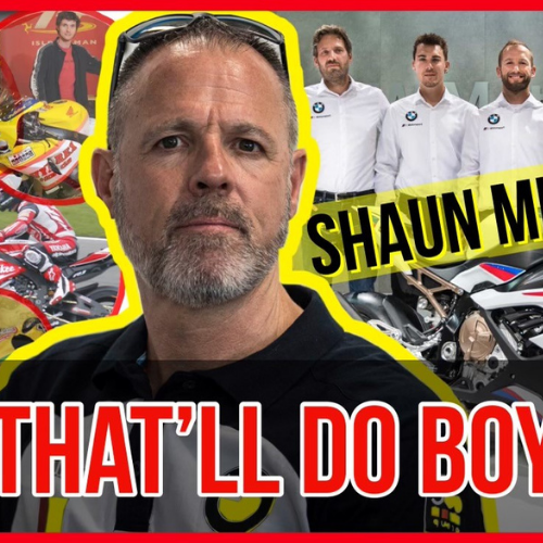 #093 That'll Do Boy [SHAUN MUIR]