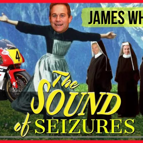 #094​ The Sound of Seizures [JAMES WHITHAM]