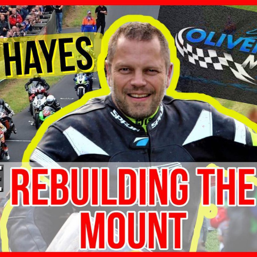 #109 Rebuilding The Mount [Andy Hayes]