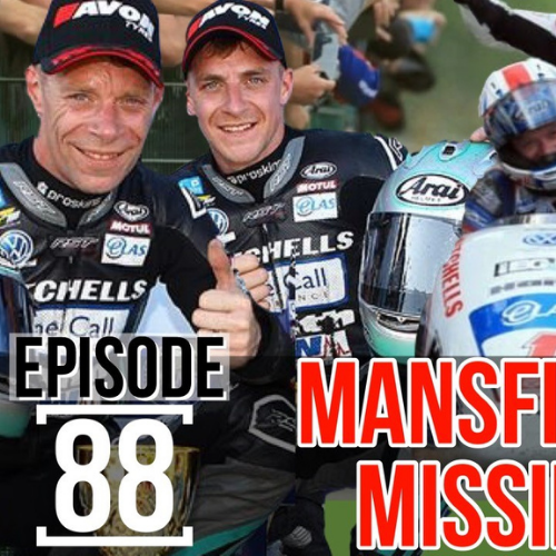 #088​ Mansfield Missile [BIRCHALL BROTHERS]