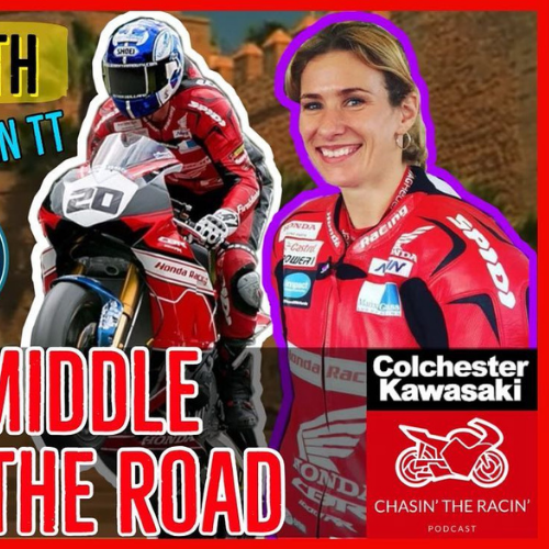 #099 Middle of The Road [JENNY TINMOUTH]