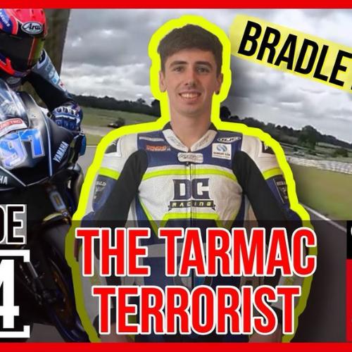#104 The Tarmac Terrorist [BRADLEY PERIE]
