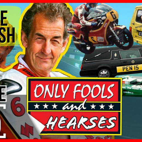 #105 Only Fools and Hearses [STEVE PARRISH]