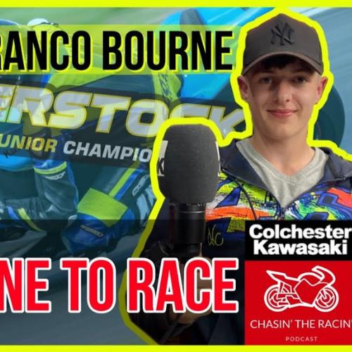 #116 Bourne to Race [FRANCO]